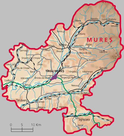 Județe Din Romania Mureș Kidibot Knowledge Battles