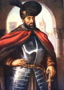 Mihai Viteazul - domnul Țării Românești