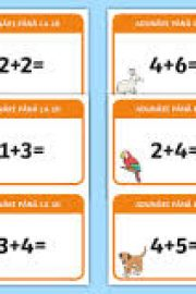 Simple math for kids