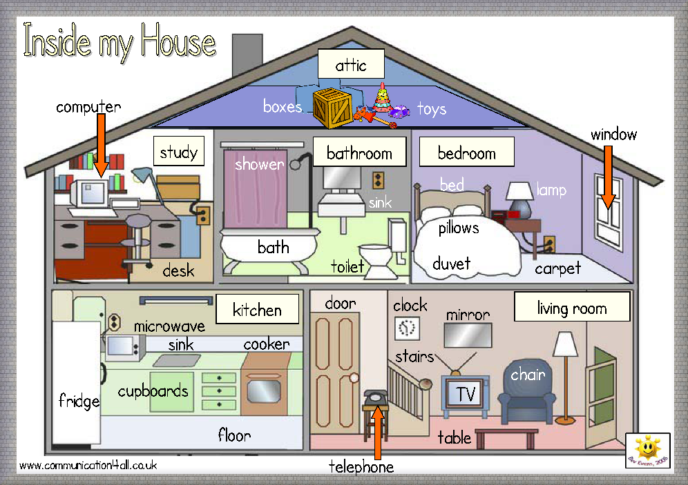My house ☻